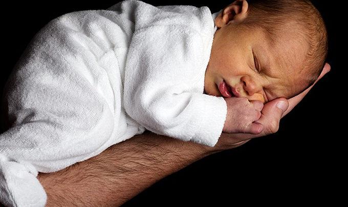 О том, зачем часто обнимать ребенка
