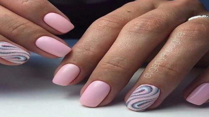 Маникюр на короткие ногти – мода нового сезона