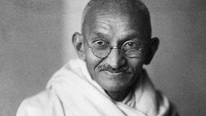 Махатма Ганди «У Бога нет религии»