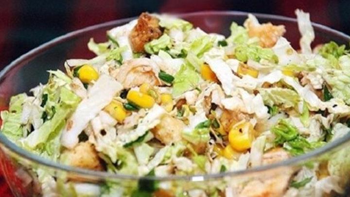9 низкокалорийных салатов