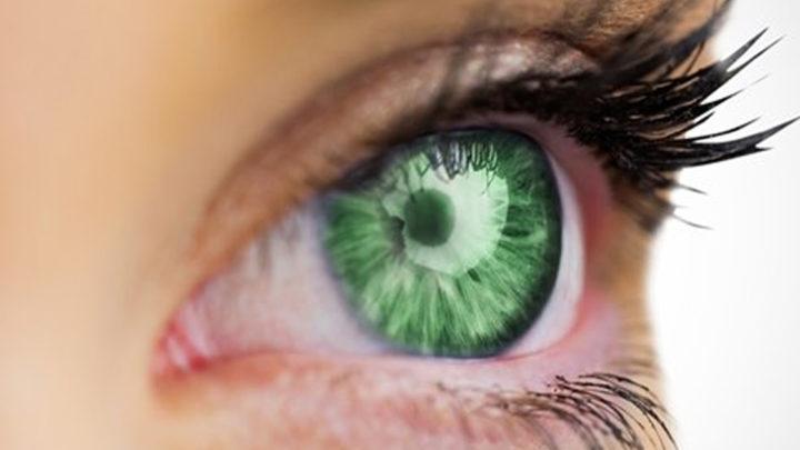 Об особенностях зеленоглазых людей