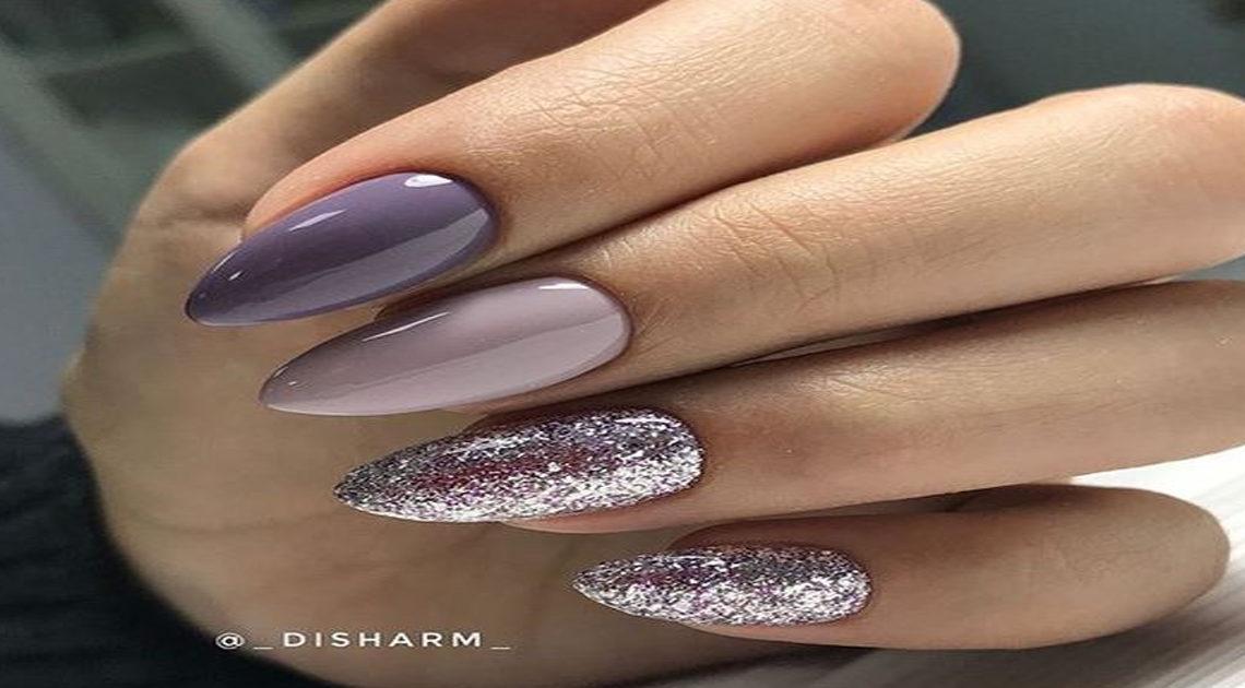 Роскошный маникюр – блестящие ногти. Идеи для самых прекрасных дам