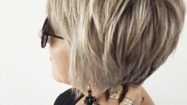 Красивые стрижки для дам в возрасте