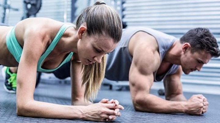 Упражнения, на которые нужно тратить лишь 10 минут в день